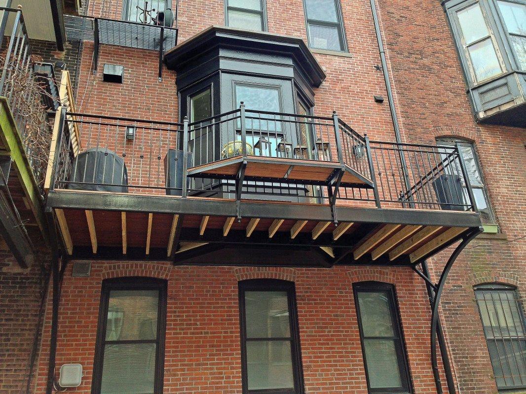 Balconies And Iron Decks 187 Ramos Iron Work
