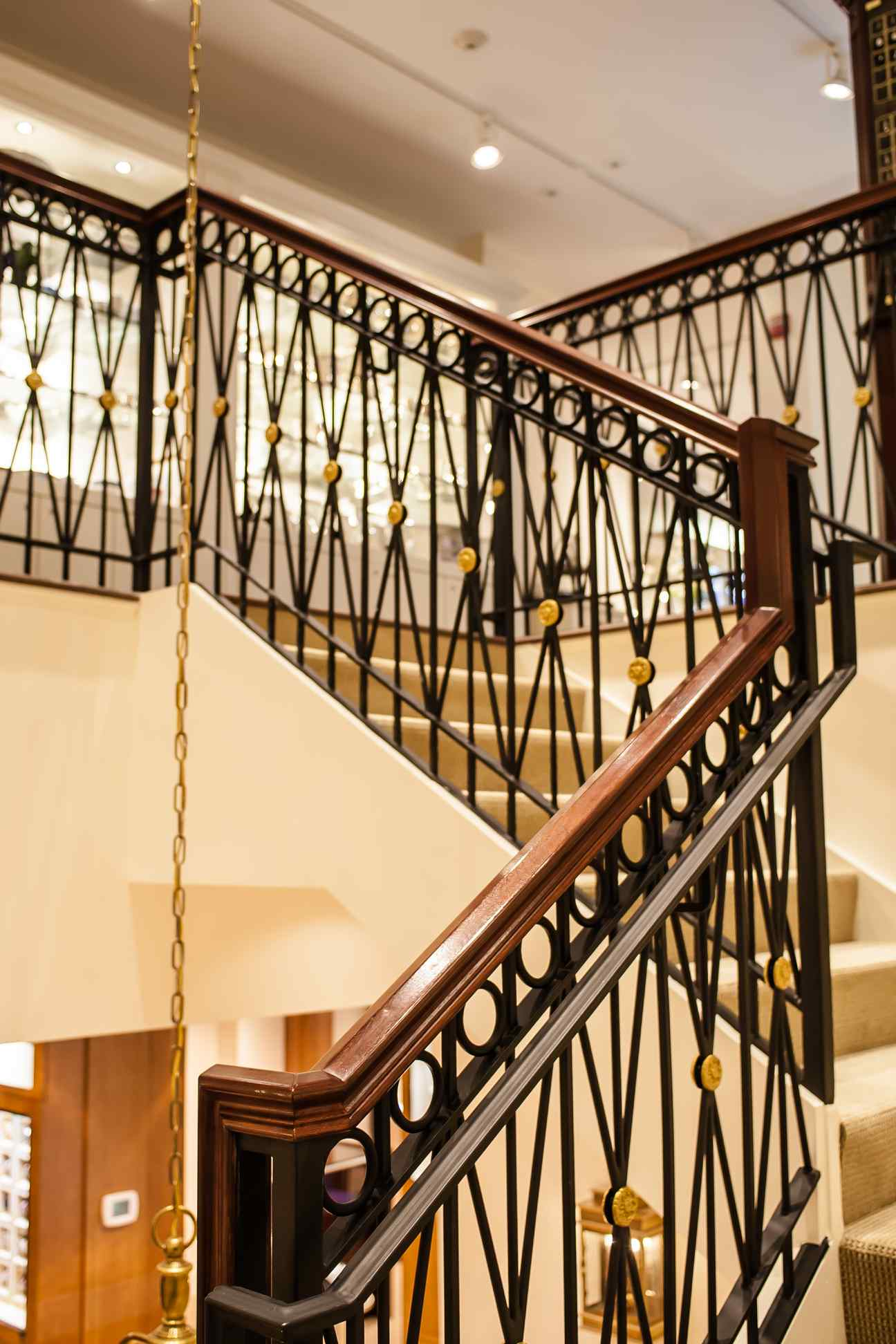 ornamental railings