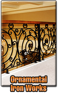 ornamental iron work boston